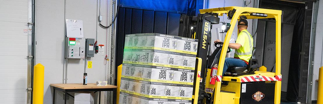 Training Logistiek voor productiebedrijven patagonia